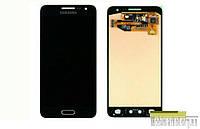 Samsung A300F Galaxy A3, A300FU Galaxy A3, A300H Galaxy A3 Amoled original чорний