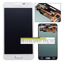 Samsung A300F Galaxy A3, A300FU Galaxy A3, A300H Galaxy A3 TFT high copy білий