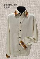 Вышитая женская сорочка ВД-99