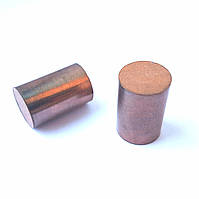 Круг меднографитовый диаметр 16 мм х 25 мм