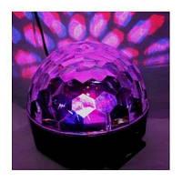 Диско шар- цветомузыка magic ball music MP3 плеер +блютуз