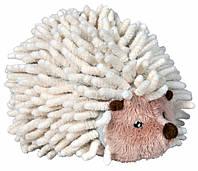 Игрушка Trixie Hedgehog для собак плюшевая, с пищалкой, 17 см