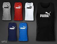Майка мужская повседневная Puma