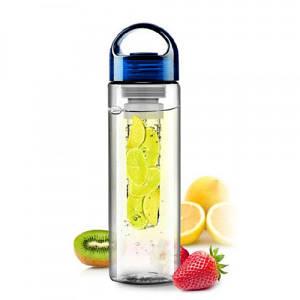 Бутылочка Fruit bottle с емкостью для фруктов