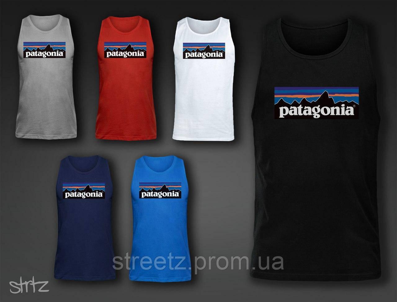 Майка мужская повседневная Patagonia