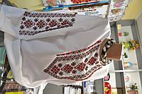 Женская заготовка сорочки СЖ-31 вышитая