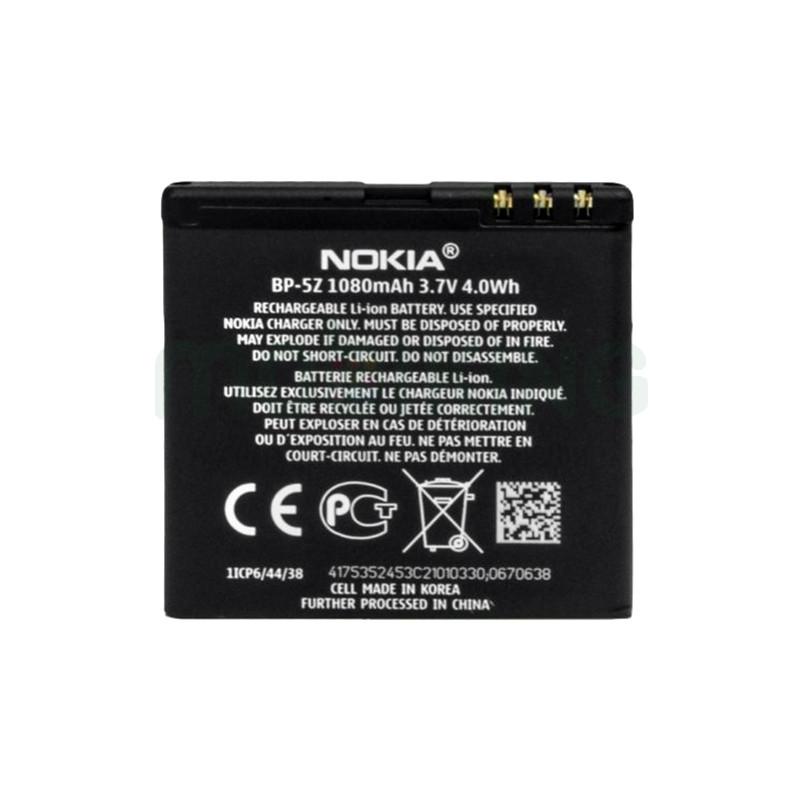 Оригинальная батарея Nokia 5Z для мобильного телефона, аккумулятор.