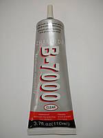 Клей-герметик B7000, 110 мл, для приклеивания тачскрина, дисплея