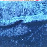 Флок бархат RELAX синий