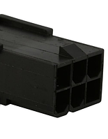 Коннектор 6Pin GPU PCI-E PCIe мама #100455