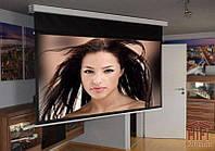 Проекционный экран Adeo Professional Vision White 283x212 с мотором