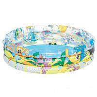 Надувной детский бассейн Bestway 51009  122 х 25 см