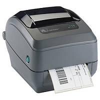Принтер печати этикеток Zebra GK420T (203dpi )