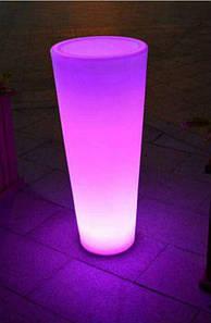 Ваза светящаяся Gleam d38x90 (YXF-3890)