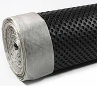 Шиповидная геомембрана Изолит 0,6 мм. 2х20 м.п. в рулоне 40 м2
