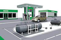 Строительство и проектирование нефтебаз и АЗС.