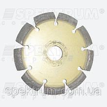 Алмазный диск по бетону 125 с клиновидными сегментами Crack Chaser