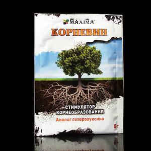 Корневин, стимулятор роста корней, 5 г