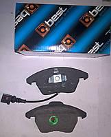 Тормозные колодки передние Skoda Octavia 2.0fsi, 1.8tsi, Superb с 2008, Rapid, Yeti