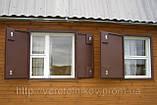 Ставни металлические, распашные на окна. Харьков цена, купить., фото 2