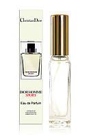 Мужской мини-парфюм Christian Dior Dior Homme Sport (Кристиан Диор Диор Хоум Спорт) в стеклянном флаконе,20 мл