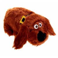 """Мягкая игрушка пес Дюк 24 см из мультфильма """"Тайная жизнь домашних животных"""""""