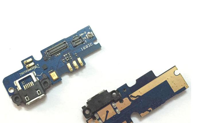 Шлейф для Xiaomi Mi4i, с разъемом зарядки, с микрофоном, плата зарядки, фото 2