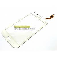 Сенсорний екран для мобільних телефонів Samsung I8260 Galaxy Core, I8262 Galaxy Core,original, білий