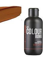 Тонирующий бальзам медный IdHair Colour Bomb Shiny Copper