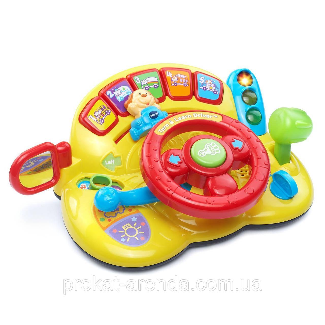 """Развивающая игрушка VTech """"Драйвер"""""""