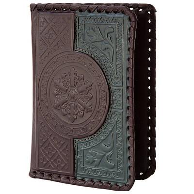 """Обложка на паспорт из кожи """"Венеция"""" Makey (509-08-41)"""