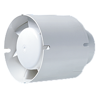 BLAUBERG Tubo 125 Т - осевой канальный вентилятор с таймером
