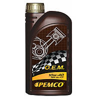 Моторное масло PEMCO O.E.M. for Chevrolet GM Opel SAE 10W-40 SL/CF A3/B3   (1L)