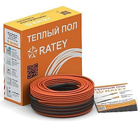 Двужильный нагревательный кабель RATEY RD2 125 Вт 6,9м.