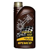 Моторное масло PEMCO iDRIVE 102 SAE 20W-50 SG/CD (1L)