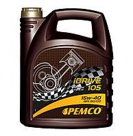 Моторное масло PEMCO iDRIVE 105 SAE 15W-40 SF/CD (5L)