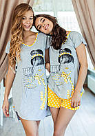 Жіноча піжама KEY LNS 624 A7