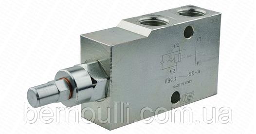 """Клапан гальмівний VBCD 1/2"""" SE/A"""