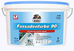 Фарба фасадна Dufa Fassadenfarbe 90, 10 л