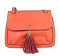 Красная модная сумка