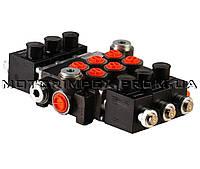 Гидрораспределители моноблочные с электромагнитным управлением Z50ES (до 7-ми золотников) 03Z50 AAA ES3 12/24 VDC G