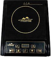 Индукционная плита настольная MONTE MT 2100, фото 1