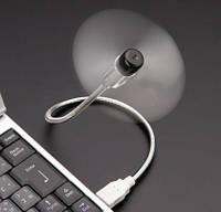Вентилятор USB на гибком шнуре