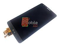 Модуль для LG D690 G3 Stylus (Дисплей + тачскин), серый, оригинал