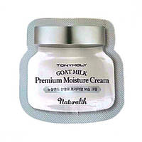 Tony Moly Goat Milk Premium Moisture Cream Увлажняющий премиум-крем на основе козьего молока