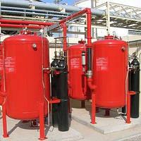 Системы порошкового пожаротушения