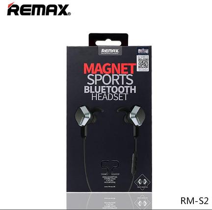 Наушники REMAX BT4.1 Sporty Bluetooth Earphone  RB-S2, фото 2