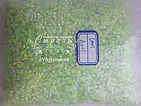 Стразы акриловые ss20 (4.6-4.8 мм) A011 Peridot AB 30000шт