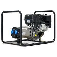 Однофазный бензиновый генератор RID RS 5001 E ( 3.3 кВт).