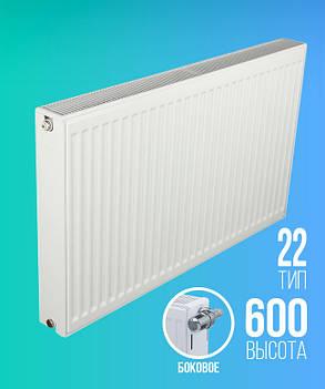 Радиатор ТИП 22 РККР E.C.A. 600×2000, фото 2